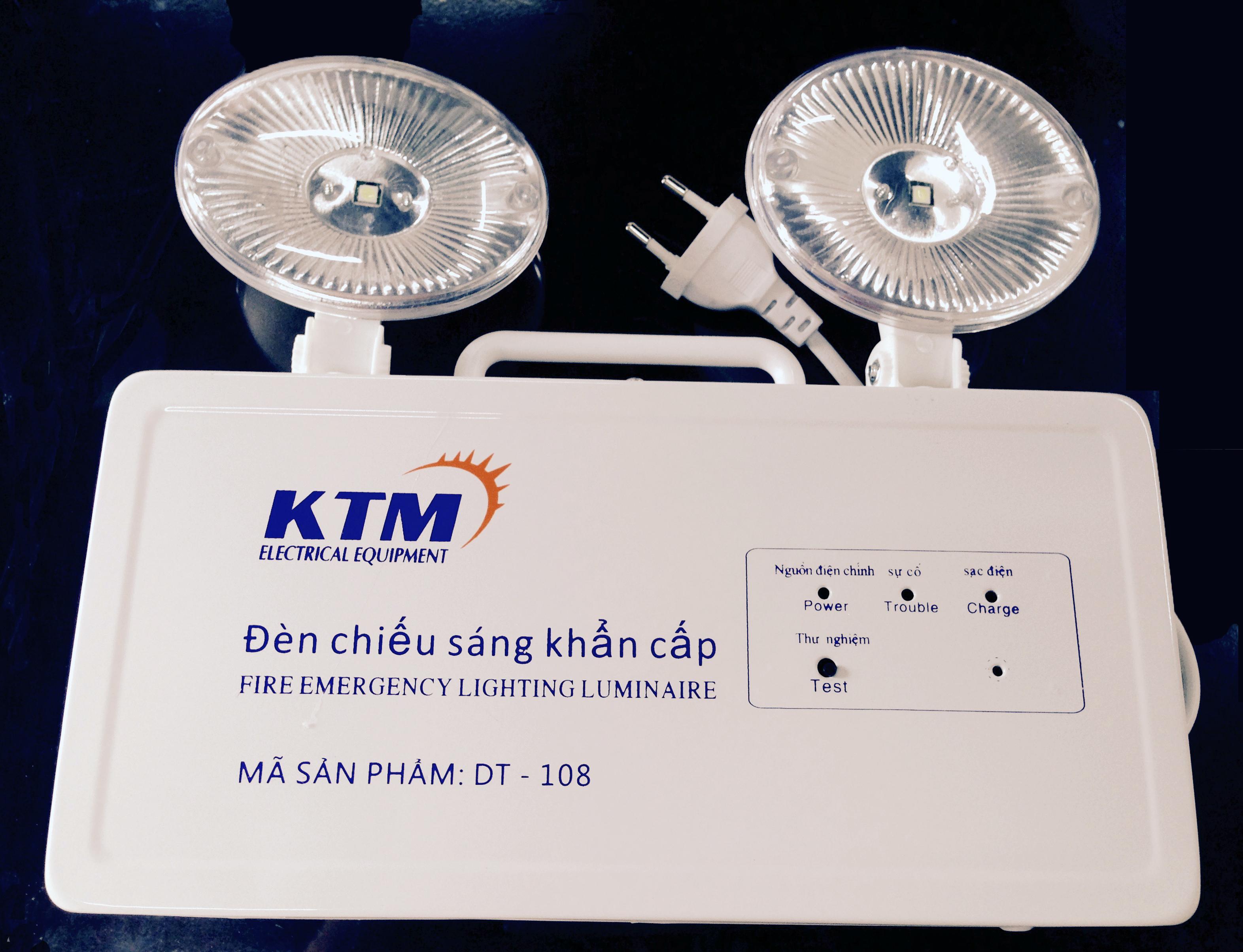 Đèn sự cố DT - 108