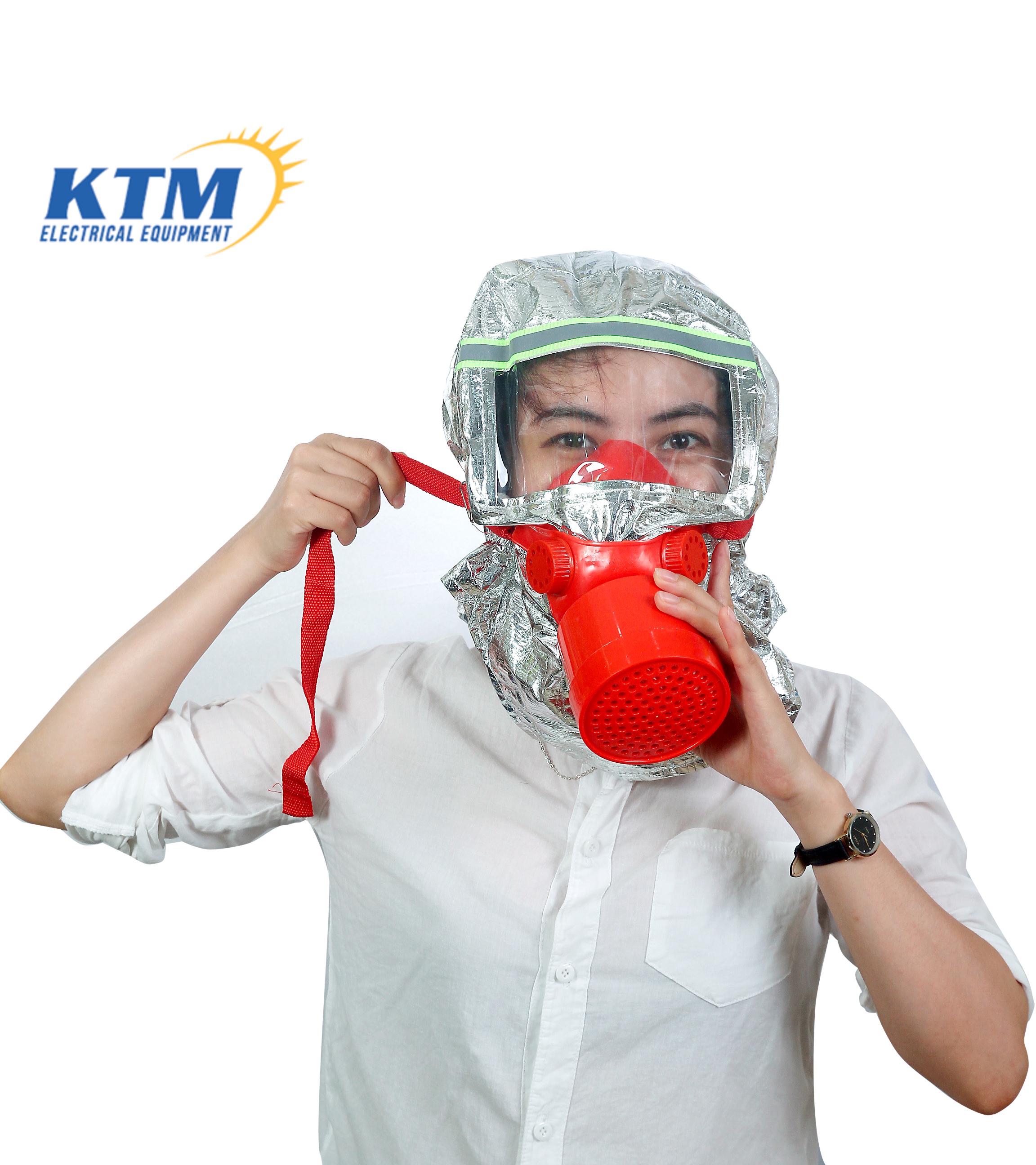 Mặt nạ thoát hiểm KTM01
