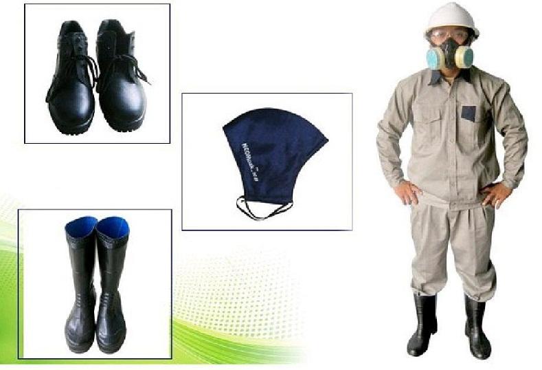 Lưu ý khi chọn quần áo bảo hộ lao động
